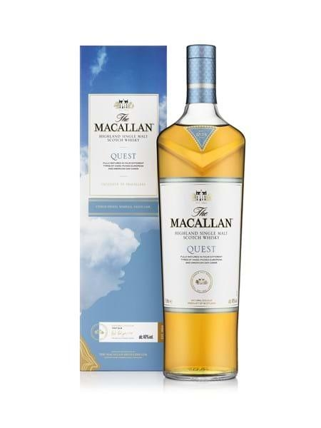 THE MACALLAN QUEST SINGLE MALT