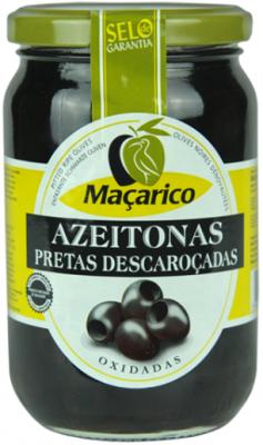 MACARICO SCHWARZE OLIVEN -AZEITONAS PRETAS