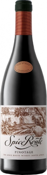 SPICE ROUTE PINOTAGE 2019