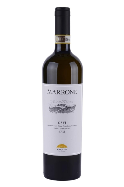 MARRONE-GAVI DI GAVI 2018 DOCG