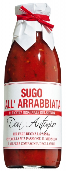 SUGO ALL` ARRABBIATA 480 ml