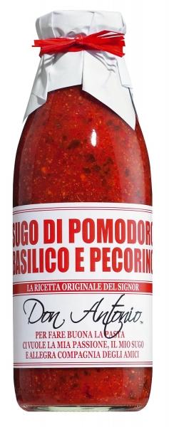 SUGO AL BASILICO E PECORINO 480 ml