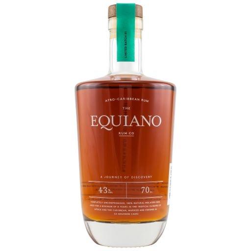 EQUIANO -AFRICA-CARIBBEAN RUM
