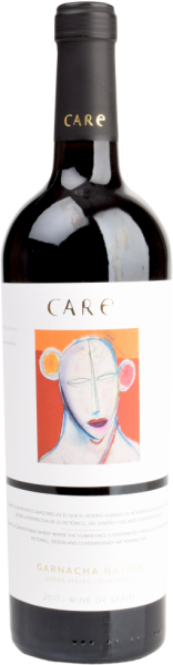 CARE GARNACHA NATIVA 2018 D.O. CARINENA