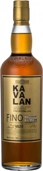 KAVALAN SOLIST FINO SHERRY CASK