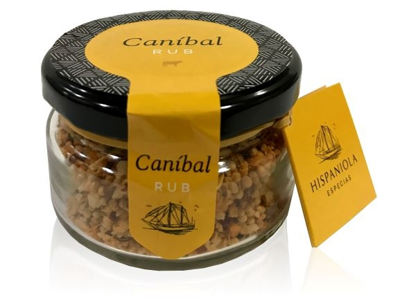CANIBAL RUB 85 g