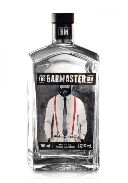 THE BARMASTER GIN 0,7 l