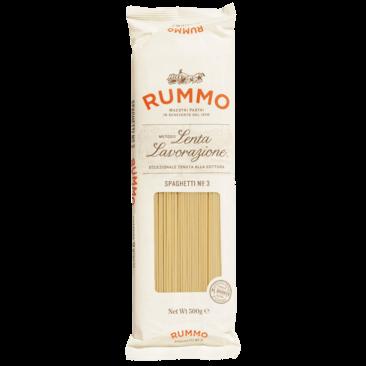 RUMMO SPAGHETTI No. 3 LE CLASSICHE 500 g