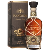 RUM PLANTATION XO 20 th ANNIVERSARY OLD